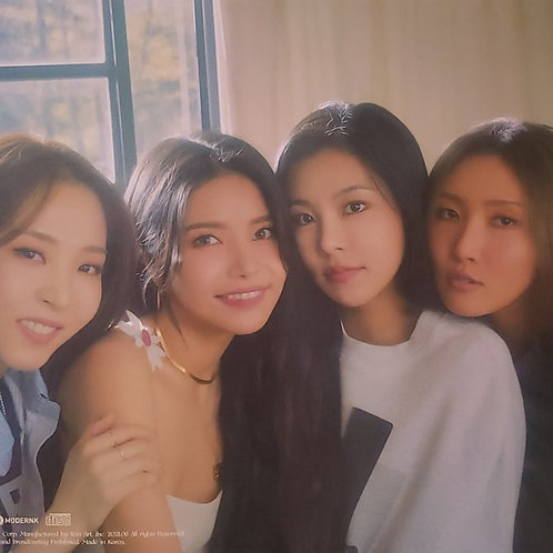 MAMAMOO - WAW OFFICIAL POSTER