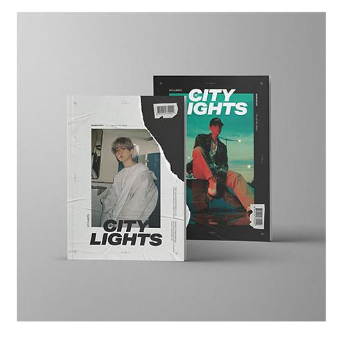 EXO BAEKHYUN - CITY LIGHTS