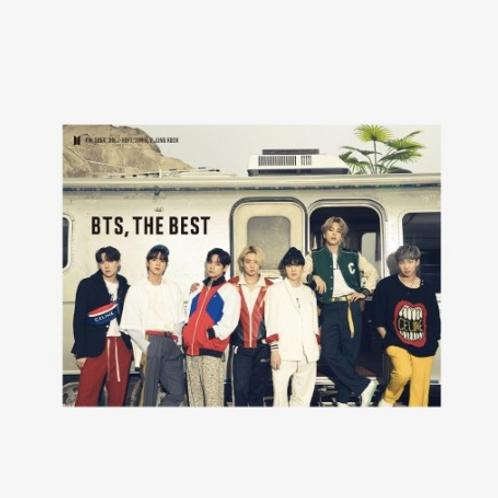 BTS - BTS, THE BEST TYPE B