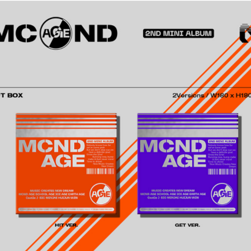 MCND - MCND AGE
