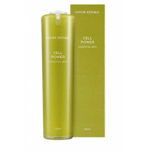 NATURE REPUBLIC - CELL POWER ESSENTIAL SKIN