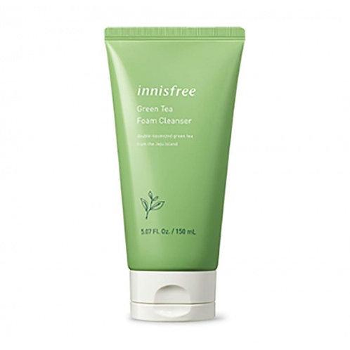 INNISFREE - Green Tea Foam Cistilna pena za obraz 150ml
