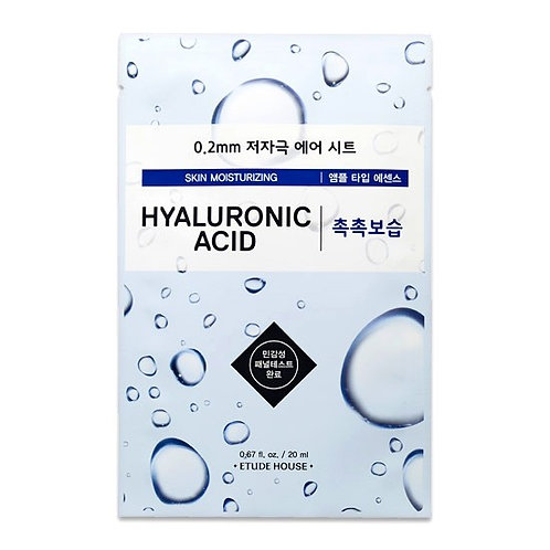 ETUDE HOUSE - 0.2 THERAPY AIR HYALURONIC ACID MASKA ZA OBRAZ