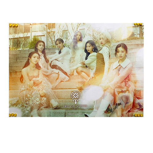 DREAMCATCHER -DYSTOPIA ROAD TO UTOPIA OFFICIAL POSTER