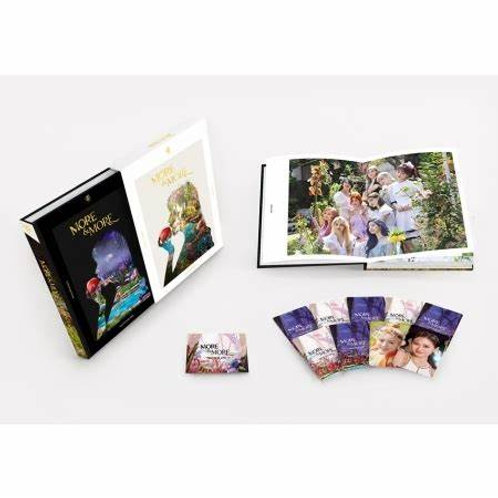 TWICE - MONOGRAPH MORE AND MORE
