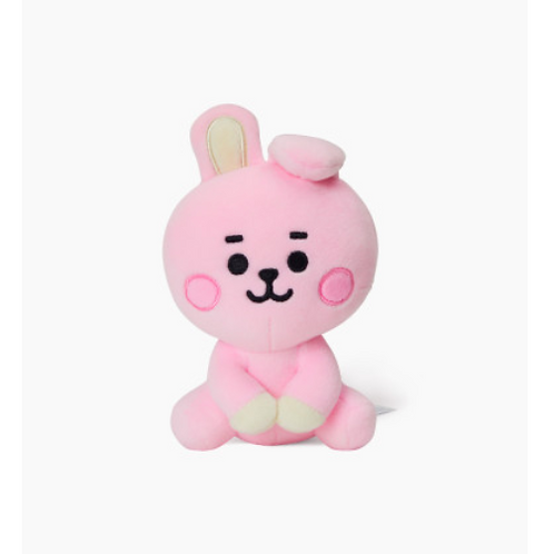 BT21 OFFICIAL - COOKY SITTING PLUSH TOY 12CM