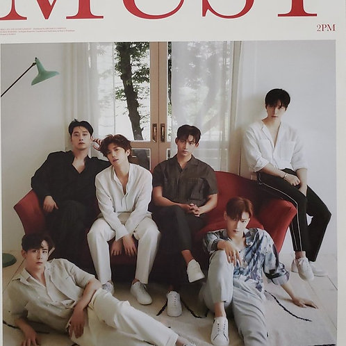 2PM - MUST OFFICIAL POSTER