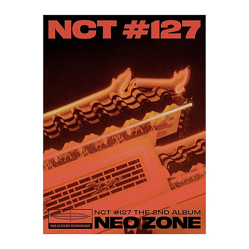 NCT127 - NEO ZONE: THE FINAL ROUND (T VERSION)