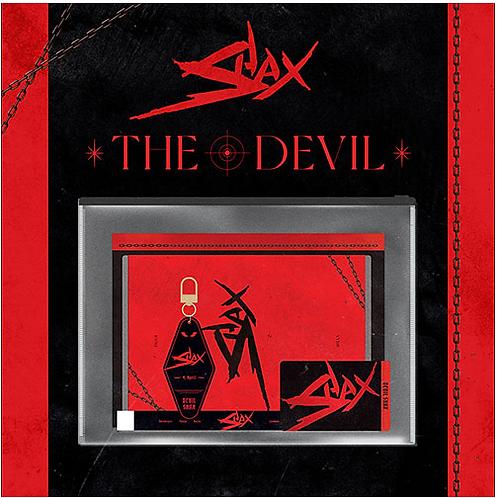 SHAX - ALBUM KIT (THE DEVIL)