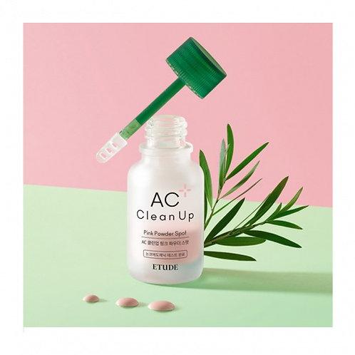 ETUDE HOUSE - AC CLEAN UP PINK POWDER SPOT (ZA AKNE IN MOZOLJE)