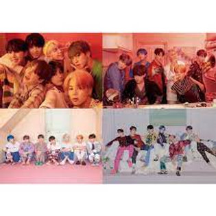 BTS - PERSONA OFFICIAL POSTERS