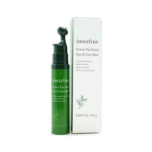 INNISFREE - Green Tea Seed Eye & Face Ball krema za obraz/oci