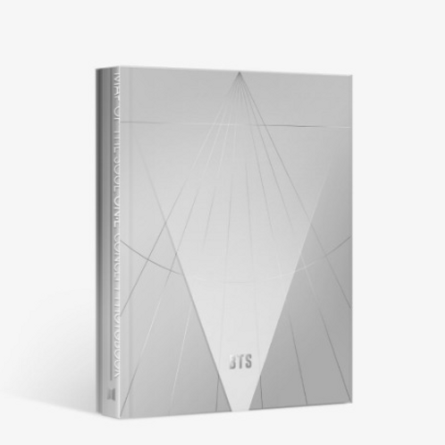 BTS MAP OF THE SOUL ON:E CONCEPT PHOTOBOOK CLUE VERZIJA