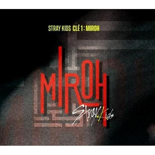 STRAY KIDS CLE 1: MIROH