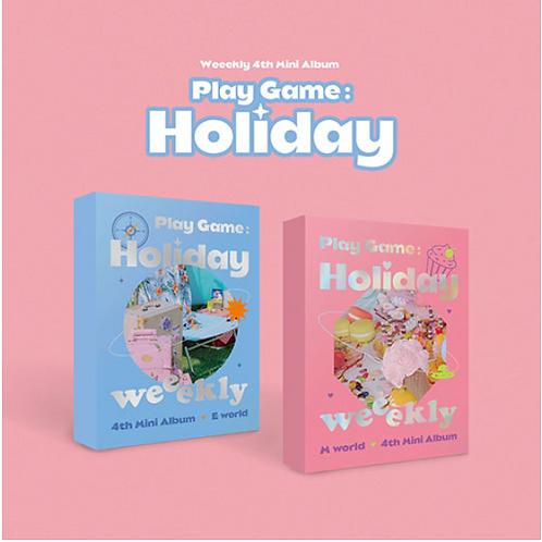 WEEEKLY - PLAY GAME:HOLIDAY