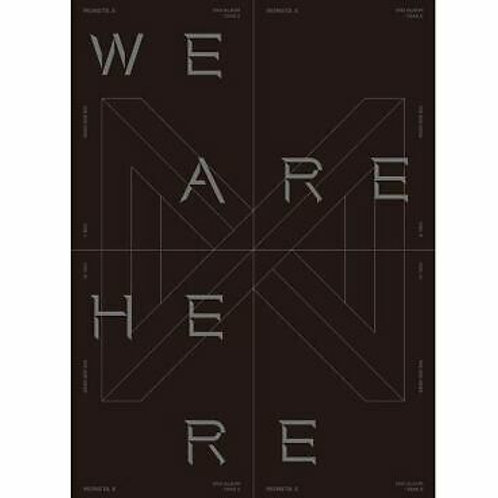 MONSTA X - TAKE 2. WE ARE HERE