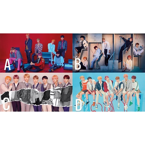 BTS - LOVE YOURSELF ANSWER OFFICIAL POSTERS