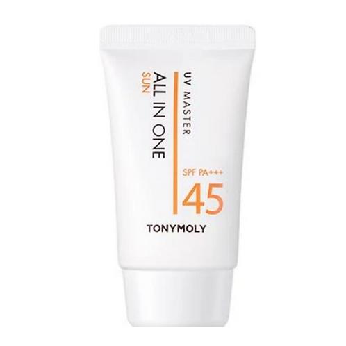 TONY MOLY - UV MASTER ALL IN ONE SUN SPF45 PA+++ (SONČNA KREMA) 50ML