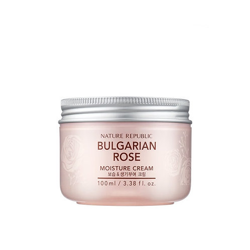 NATURE REPUBLIC - BULGARIAN ROSE KREMA ZA OBRAZ