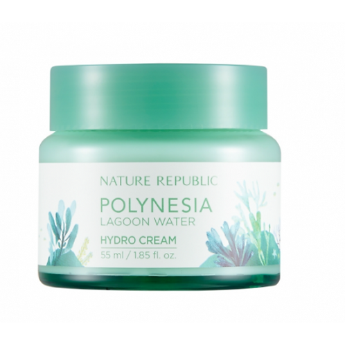 NATURE REPUBLIC - POLYNESIA LAGOON WATER HYDRO KREMA ZA OBRAZ 55ML
