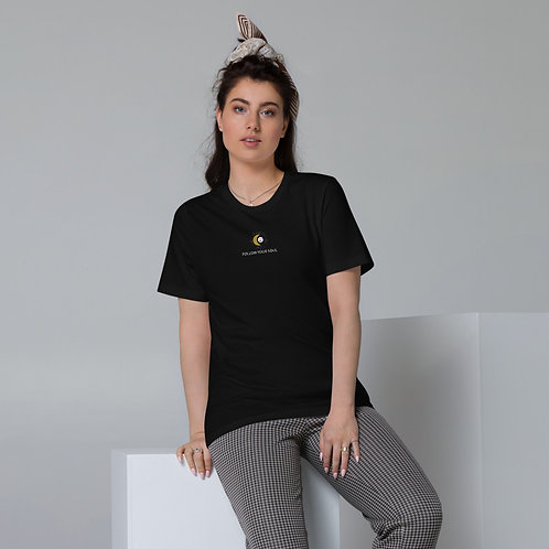 Moon & Sun - Unisex Organic Cotton T-Shirt