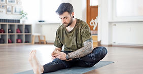 Max Helbe Yoga Events