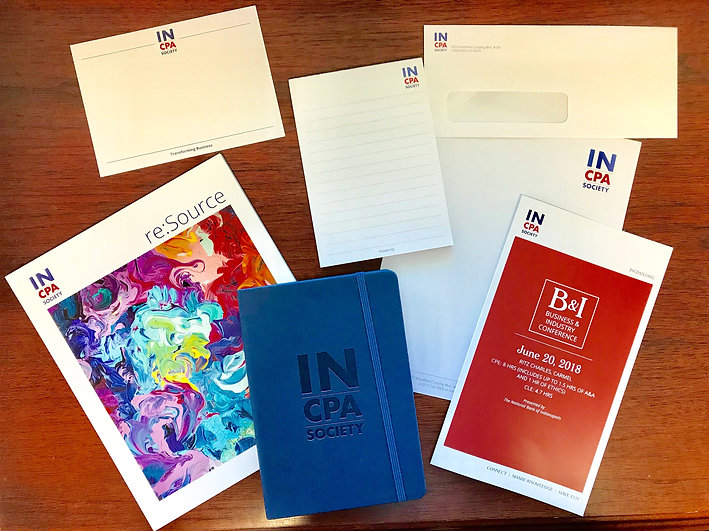 INCPAS Branded Materials