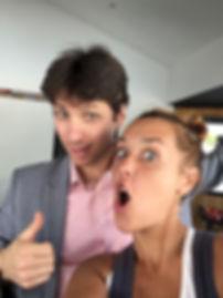 Zaz et le magicien Ludovic Gorges
