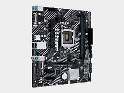Placa mãe ASUS PRIME H510M-E DDR4 LGA 1200 para Intel 11ª e 10ª Gerações