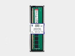 Memória RAM DDR 4 Desktop 4.0 GB / 2400 GHz - KINGSTON  KVR24N17S8/4-1,2v