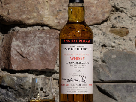 Annual Release Whisky No. 2