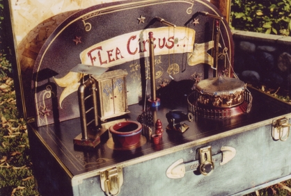 Oldtime Flea Circus!