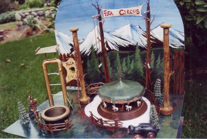 Arctic Flea Circus!