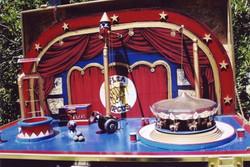 Terry and Gordon Flea Circus!