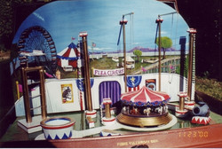 Classic Outdoor Flea Circus!