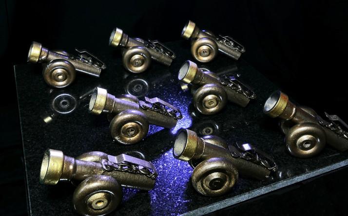 Flea Canon production line!