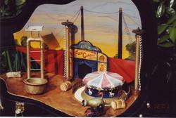 Guitar Case Flea Circus!
