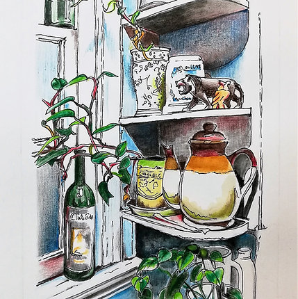 Kitchen Window II