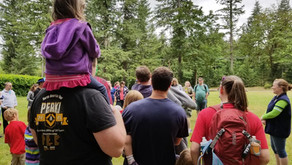 What can I do this summer? Attend Camp-Reunion in the OUTDOORS
