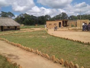 New Borehole Sites Identified, Nyawa Chiefdom, Zambia
