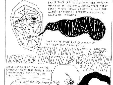 Artists Return to New Age Strategies for Empowerment
