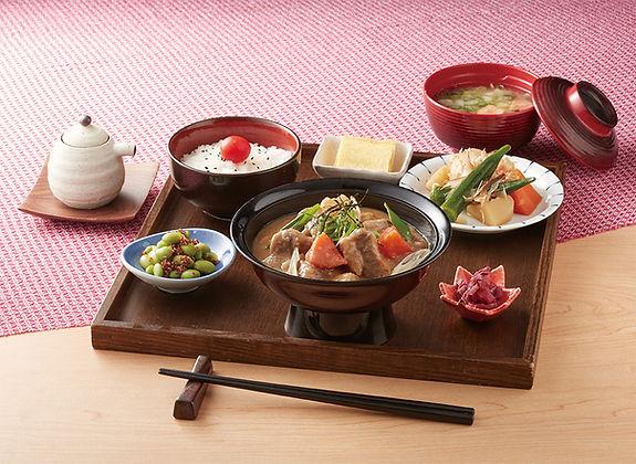 紅葉茶屋 x foodfab_赤味噌燉牛(套餐).jpg