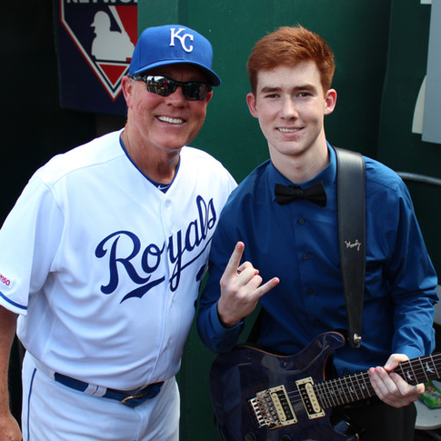 With Ned Yost