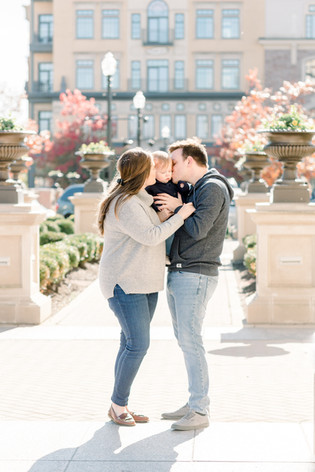 The Hansel Family | Carmel, Indiana | Indianapolis Family Photographer