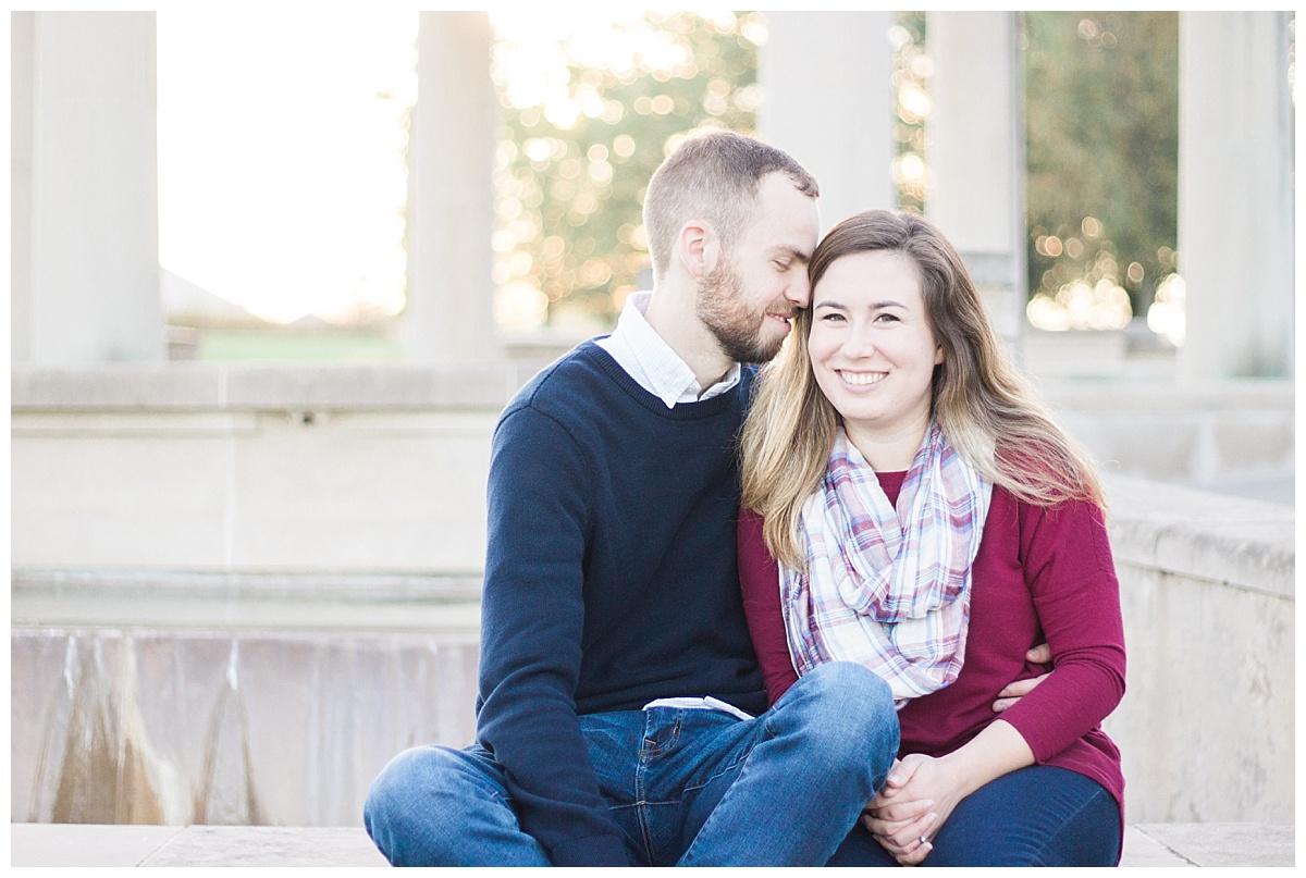 Indianapolis Couple Photography