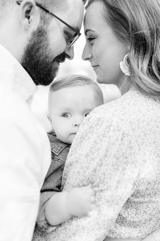 Indianapolis Family Portrait Photographer | Spring Family Portraits |The Holt Family