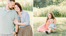A Summer Family Portrait Session | The Boulton Family | Indianapolis Family Photographer
