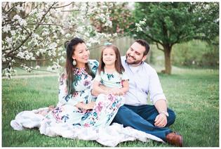 The Shirley Family - Maternity | University Park | Greenwood, IN | Katelyn Ng  Photography