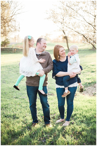 The Kimbrough Family | Franklin Indiana | Indianapolis Family Photographer