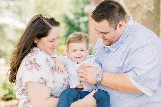 The Helton Family | Coxhall Gardens | Carmel, Indiana | Indianapolis Family Photographer